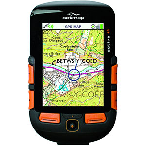 photo: Satmap Active 12 handheld gps receiver