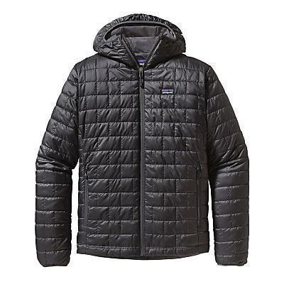 photo: Patagonia Nano Puff Hoody synthetic insulated jacket