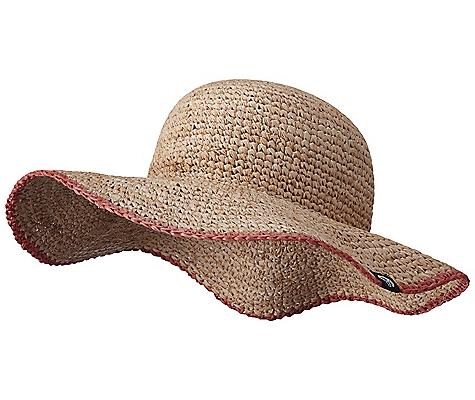 photo: Mountain Hardwear Raffia Crusher sun hat