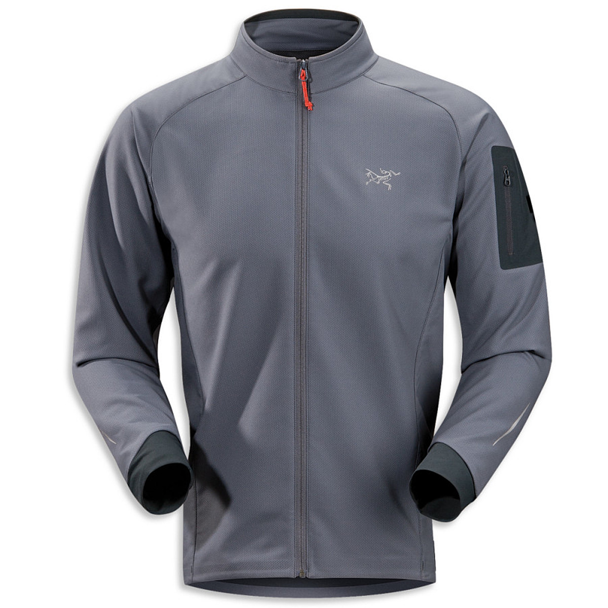photo: Arc'teryx Men's Accelero Jacket soft shell jacket