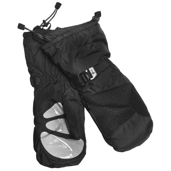 photo: Gordini Men's System Mitt - Waterproof Shell/Down Liner insulated glove/mitten