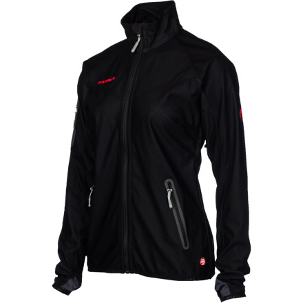 photo: Mammut Rash Jacket soft shell jacket