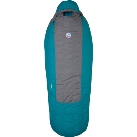 photo: Big Agnes Pearl 3-season down sleeping bag