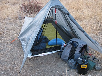 Tarptent Contrail Reviews