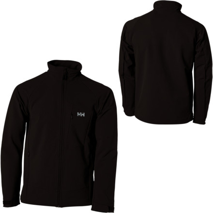 photo: Helly Hansen Rapide Jacket soft shell jacket