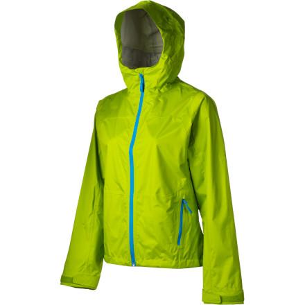 photo: Mammut Bumblebee Jacket waterproof jacket