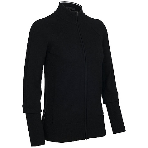 photo: Icebreaker Coronet Long Sleeve Zip long sleeve performance top