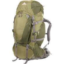 photo: Gregory Baltoro 70 weekend pack (3,000 - 4,499 cu in)