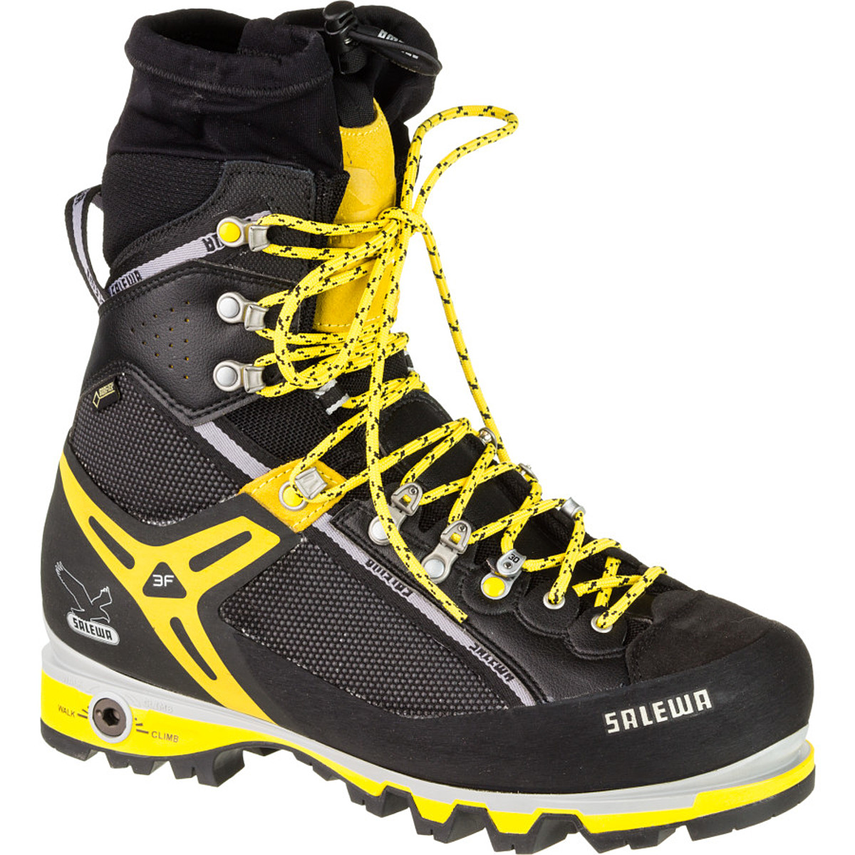 photo: Salewa Vertical Pro GTX mountaineering boot