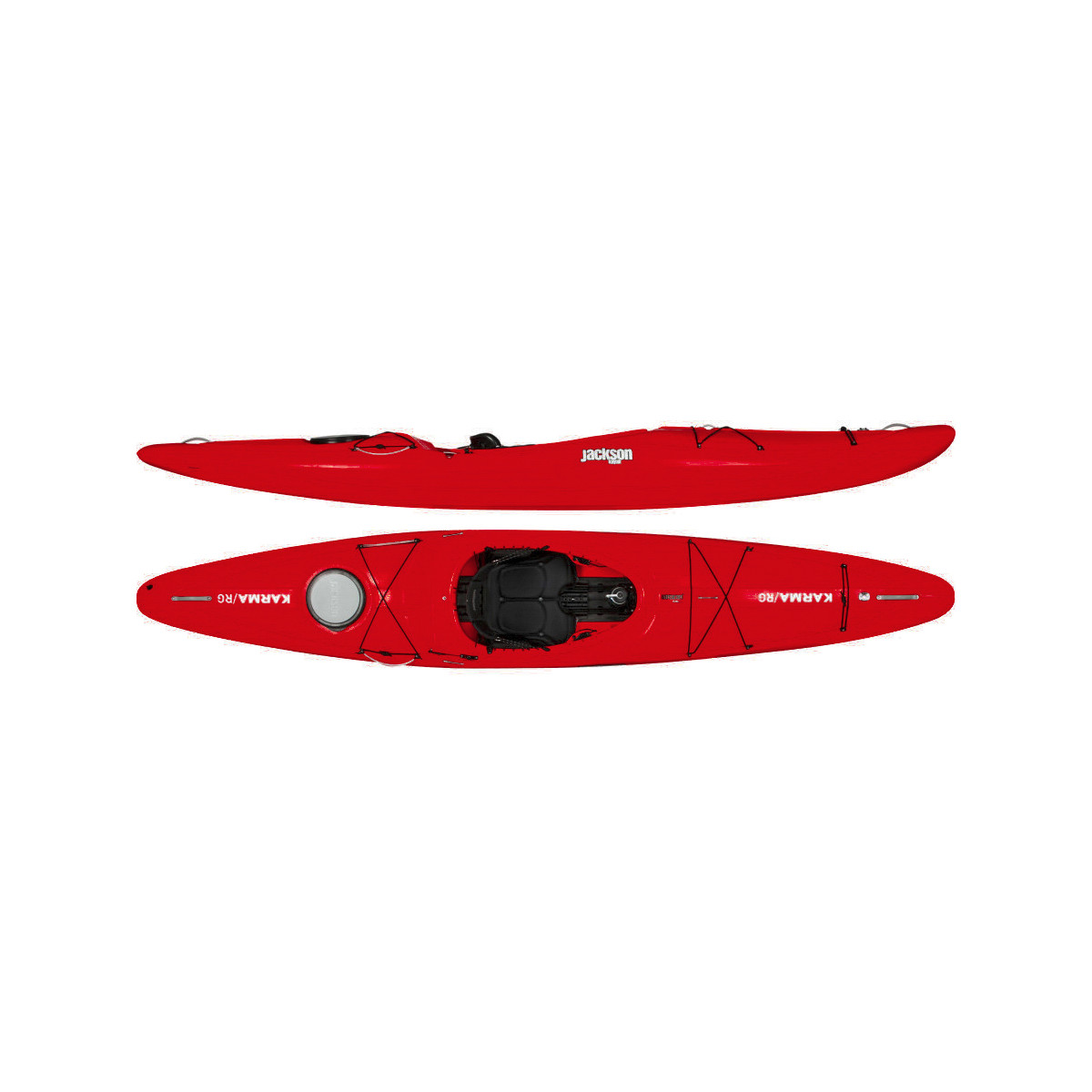 photo: Jackson Kayaks Karma RG whitewater kayak