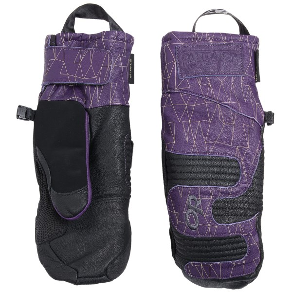 photo: Outdoor Research Point 'n Chute Mitt insulated glove/mitten