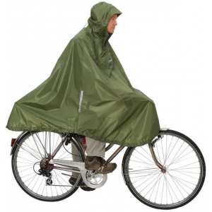photo: Exped Daypack & Bike Poncho waterproof jacket