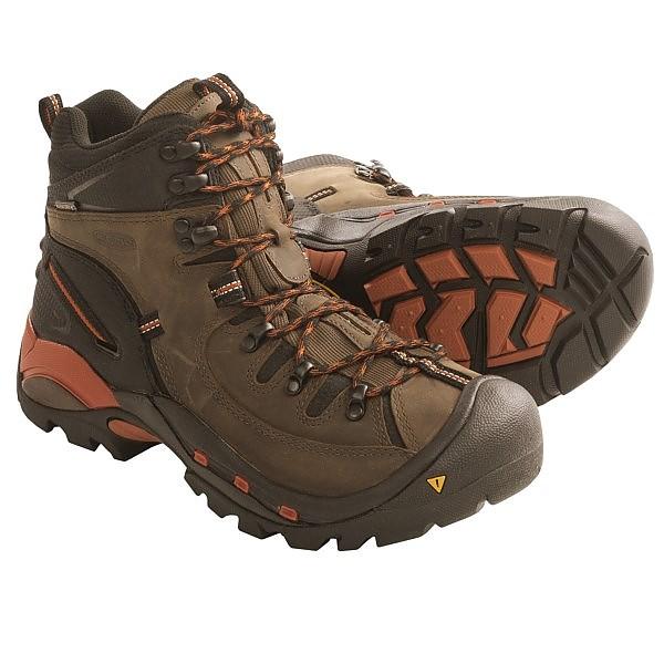 photo: Keen Oregon PCT hiking boot