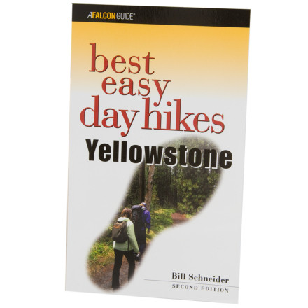 Falcon Guides Best Easy Day Hikes - Yellowstone