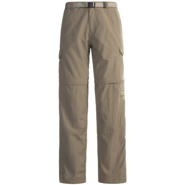 photo: White Sierra Teton Convertible Trail Pant hiking pant