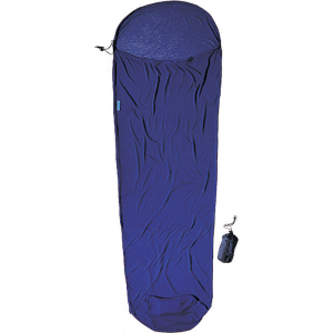 photo: Cocoon CoolMax MummyLiner sleeping bag liner