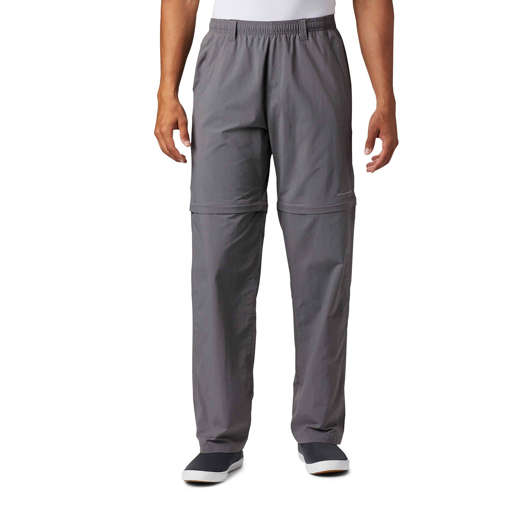 photo: Columbia Backcast Convertible Pant hiking pant