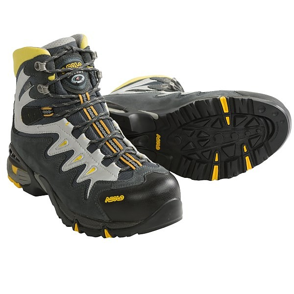 photo: Asolo Synchro GTX backpacking boot