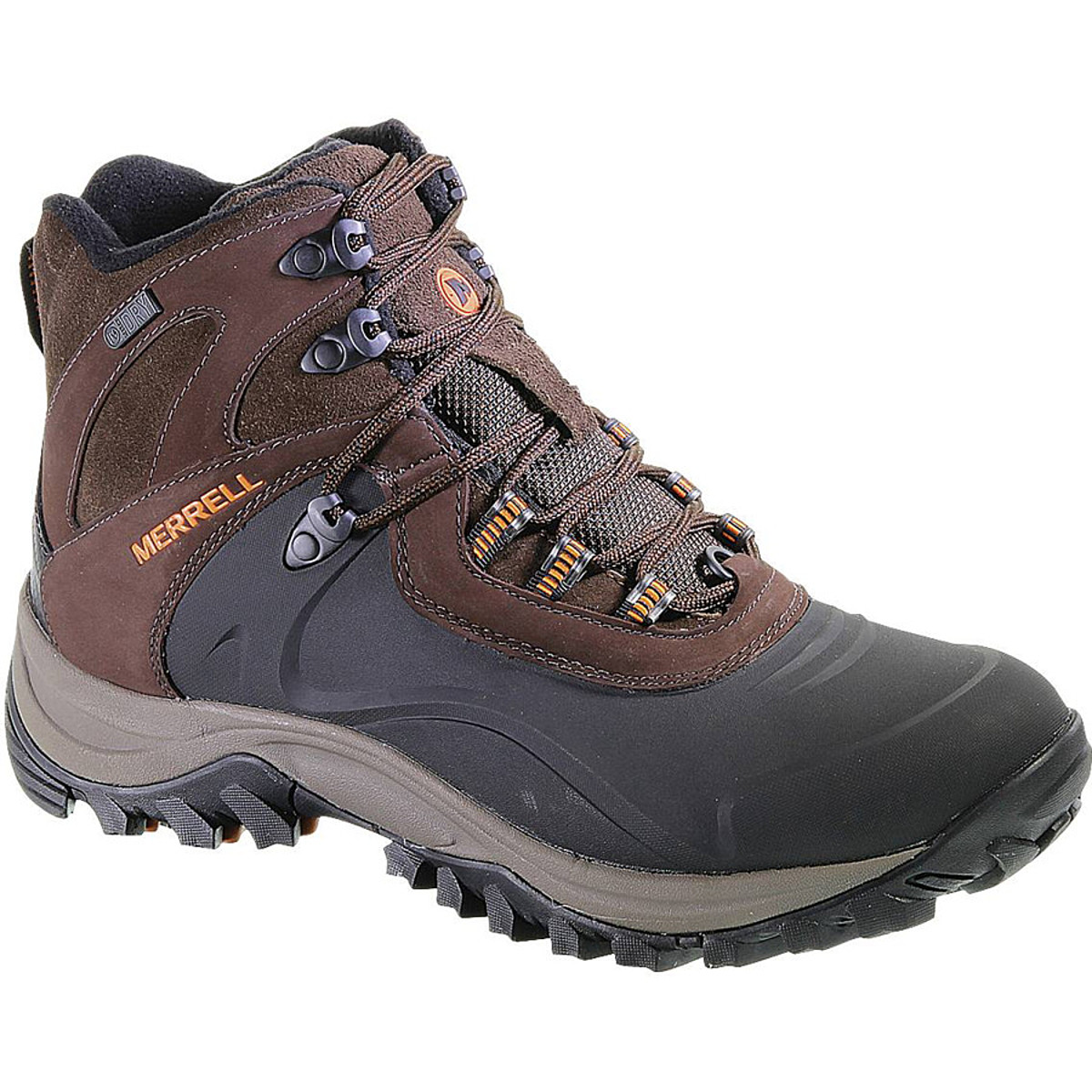 photo: Merrell Iceclaw Mid Waterproof hiking boot