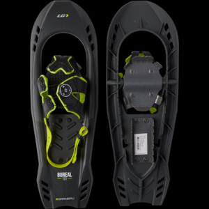 photo: Louis Garneau Boreal hiking snowshoe