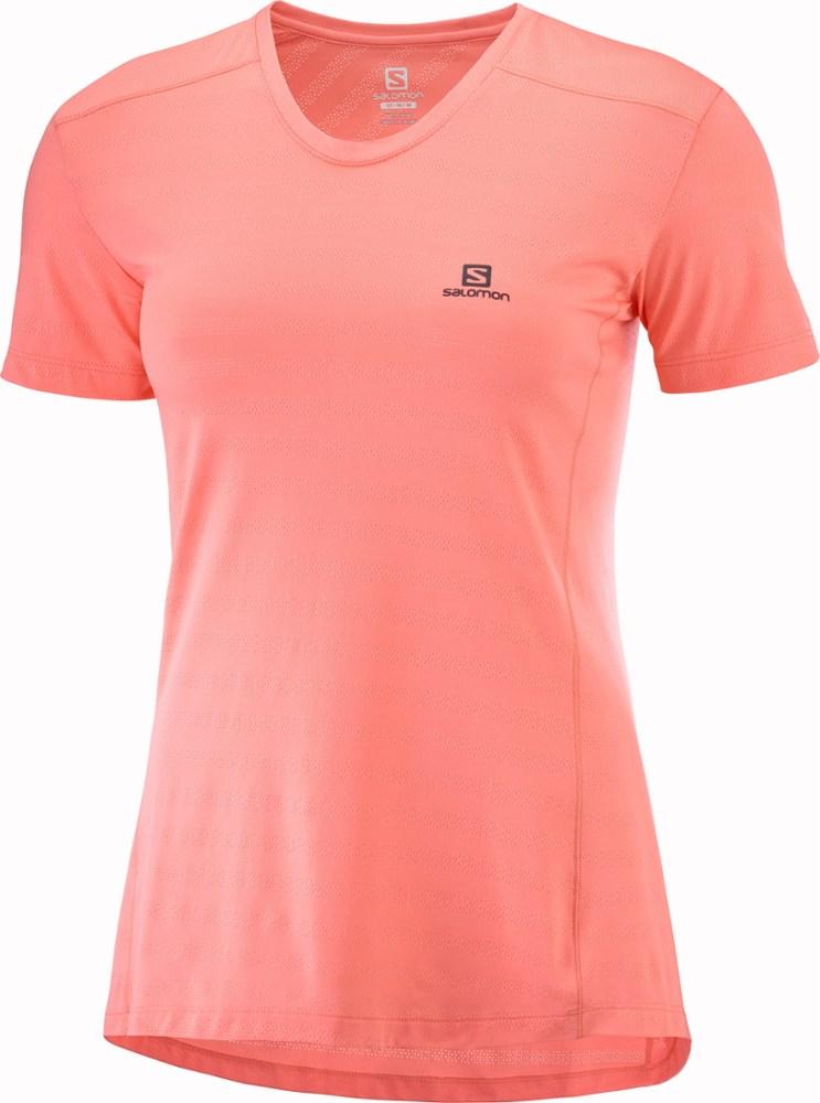 photo: Salomon Women's XA T-Shirt short sleeve performance top