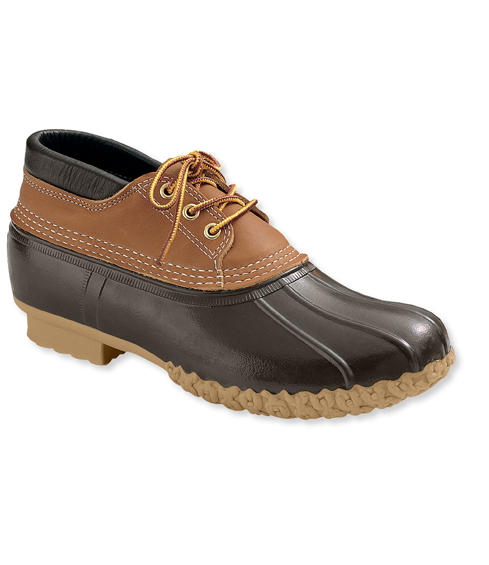 photo: L.L.Bean Men's Bean Boots, Gumshoes winter boot