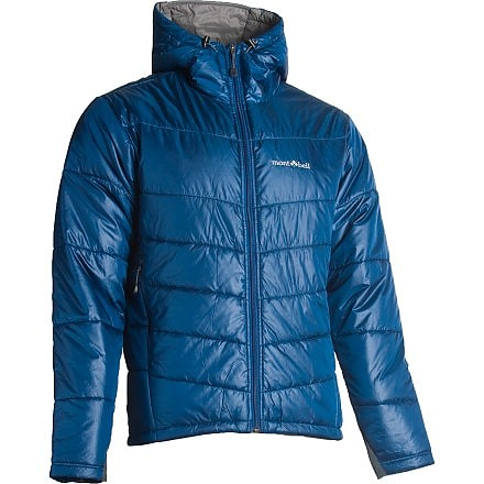 photo: MontBell Thermawrap Pro Jacket synthetic insulated jacket