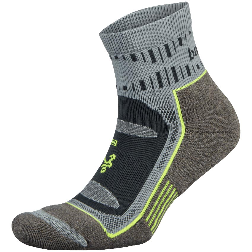 photo: Balega Blister Resist Quarter running sock