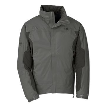 photo: Outdoor Research Revel Jacket waterproof jacket