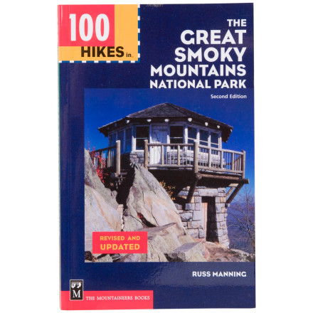 photo: The Mountaineers Books 100 Hikes in The Great Smoky Mountains National Park us south guidebook