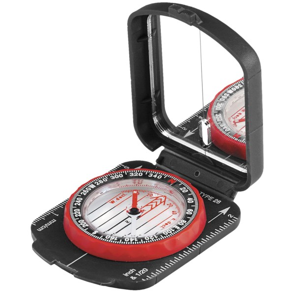 photo: Brunton Avalanche Sighting Compass handheld compass