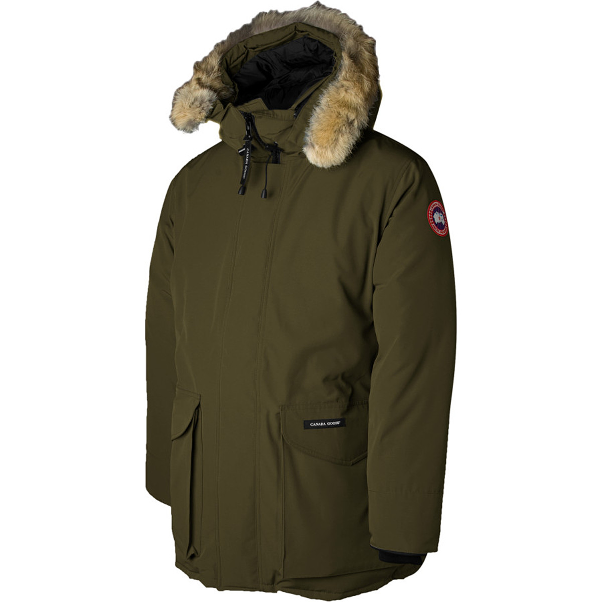 photo: Canada Goose Women's Ontario Parka down insulated jacket