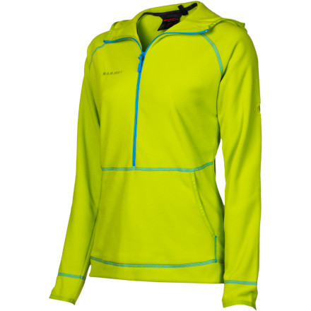 photo: Mammut Yampa Pull fleece jacket