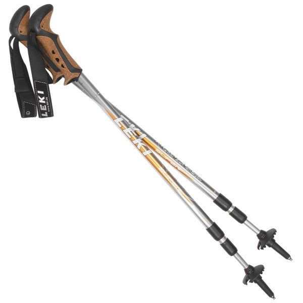 photo: Leki Teton Super Makalu Aergon Antishock antishock trekking pole