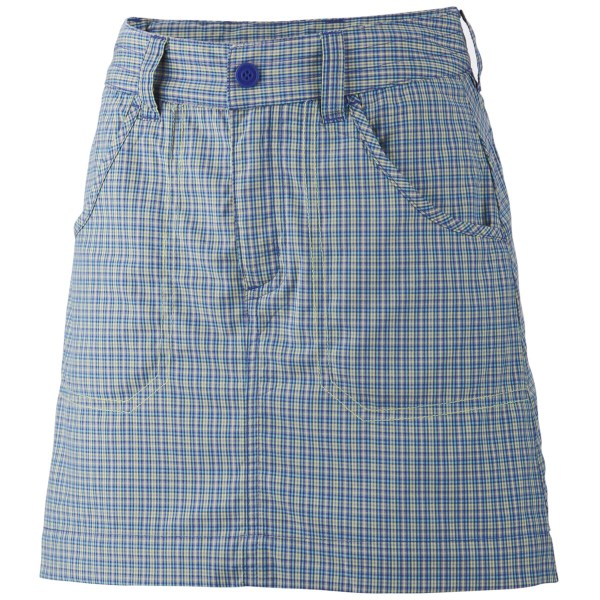 photo: Columbia Silver Ridge II Skort hiking skirt