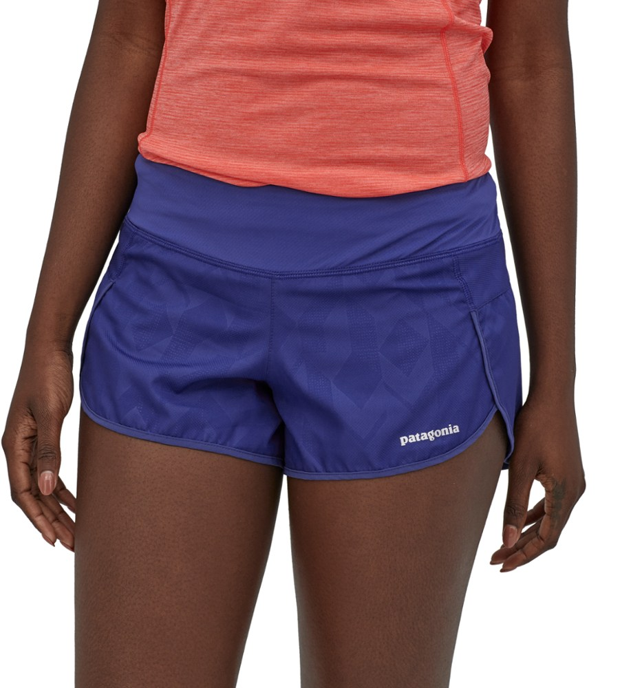 photo: Patagonia Women's Strider Shorts active short