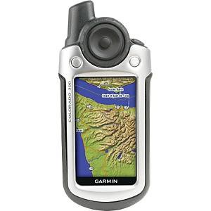 photo: Garmin Colorado 300 handheld gps receiver