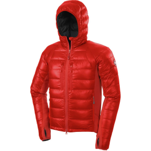 photo: Canada Goose Hybridge Lite Hoody down insulated jacket