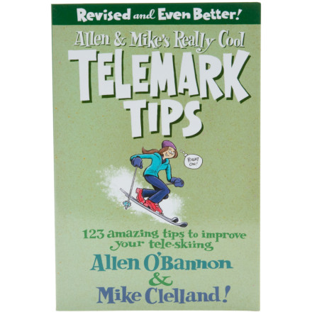 photo: Falcon Guides Allen & Mike's Really Cool Telemark Tips backcountry ski book