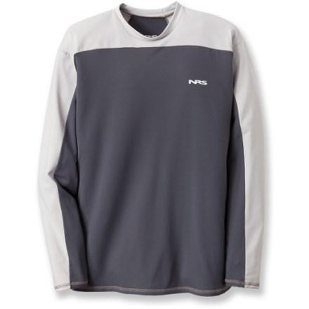 photo: NRS Crossover Long Sleeve long sleeve paddle jacket