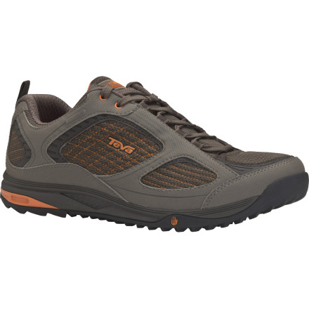 photo: Teva Kids' Royal Arch WP trail shoe