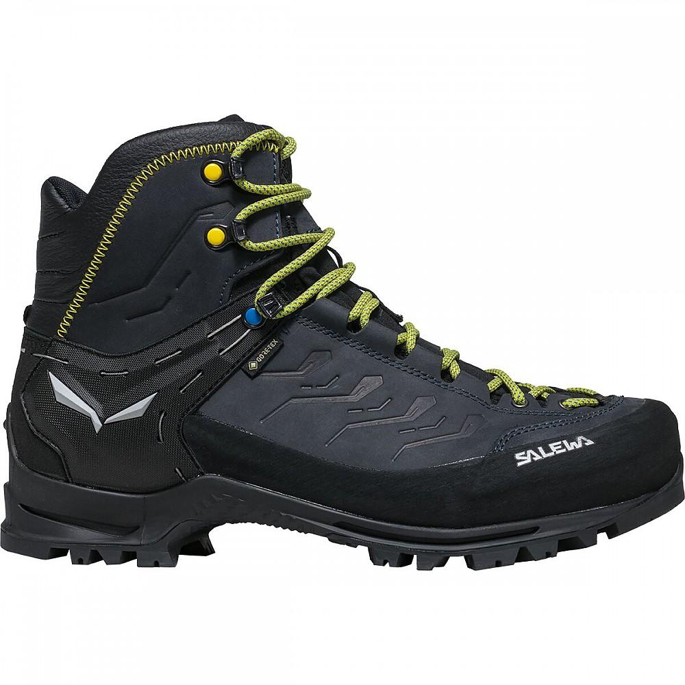 photo: Salewa Rapace GTX mountaineering boot