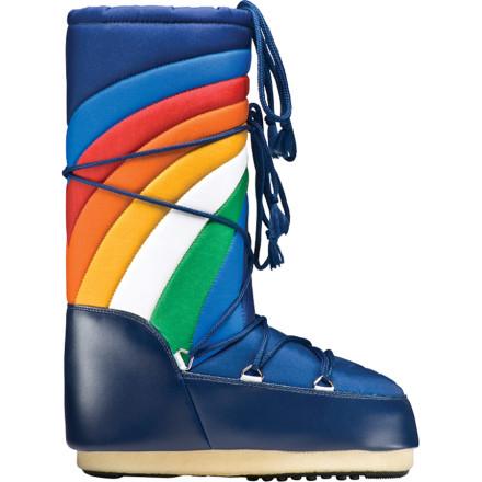 photo: Tecnica Rainbow Moon Boot winter boot