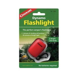 photo: Coghlan's Dynamo Flashlight flashlight