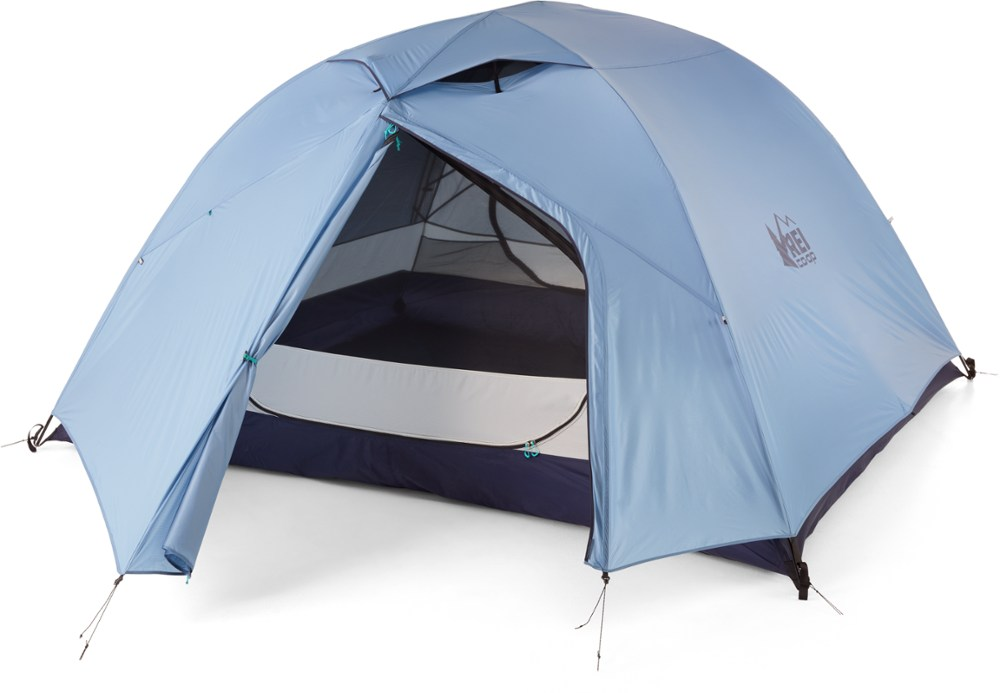 photo: REI Half Dome 3 Plus Tent three-season tent