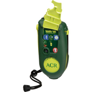 photo: ACR TerraFix 406 I/O locator beacon