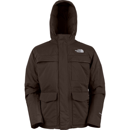 photo: The North Face Caribou Jacket down insulated jacket