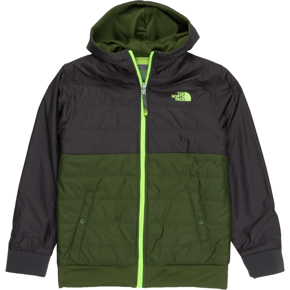 The North Face Reversible Quilted Surgent Hoodie