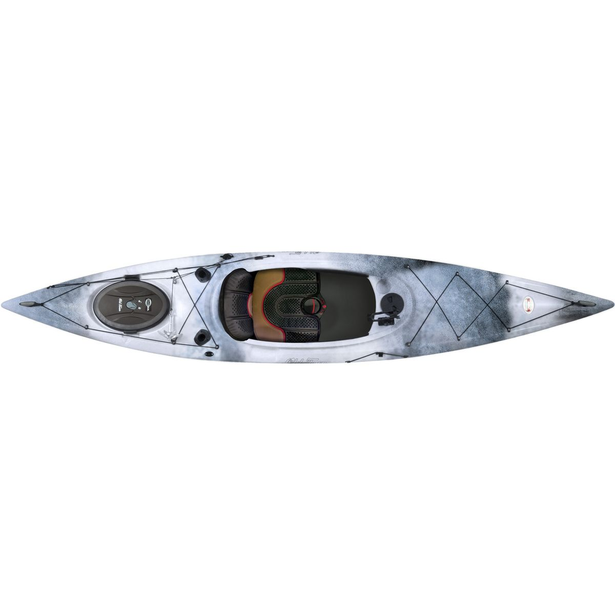 photo: Old Town Dirigo 120 recreational kayak