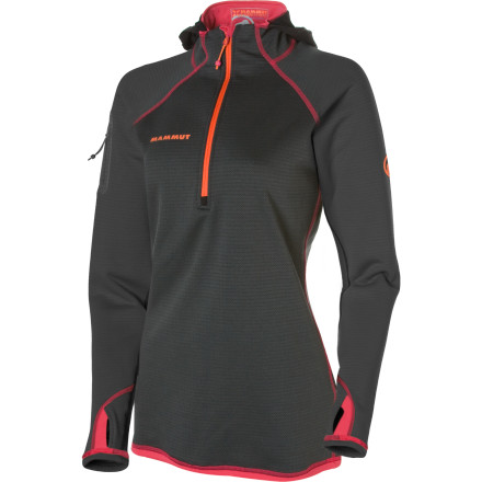 photo: Mammut Schneefeld Fleece Pullover fleece top